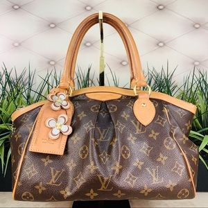 Authenticated LOUIS VUITTON Tivoli PM certificate